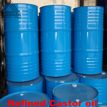 market price Chinese castor oil