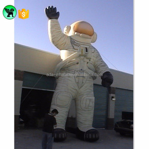 Museum advertising giant inflatable spaceman model replica astronaut inflatable ST484