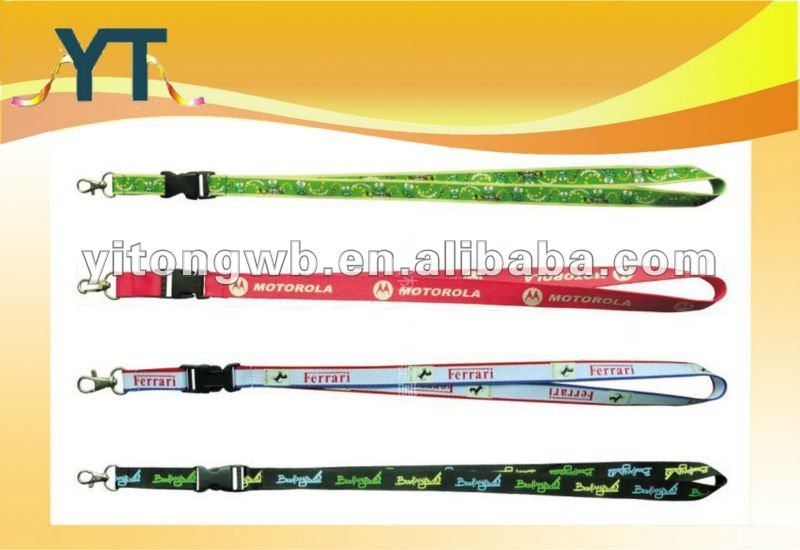 Sublimation Lanyards-YT1225