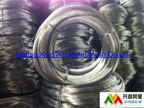 Factory price zinc coated steel wire
