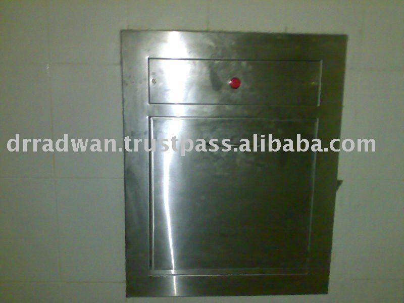 Garbage Chute Doors - Buy Fire Rated Garbage Door Uae Qatar Bahrain Egypt Product on Alibaba.com & Garbage Chute Doors - Buy Fire Rated Garbage Door Uae Qatar Bahrain ...