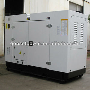 Outside Cabine Diesel Power 40kva Generator For Price