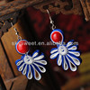 Wholesale Fashion Modish Cloth Earring , Ruby Earrings Design Dubai Jewelry Earring