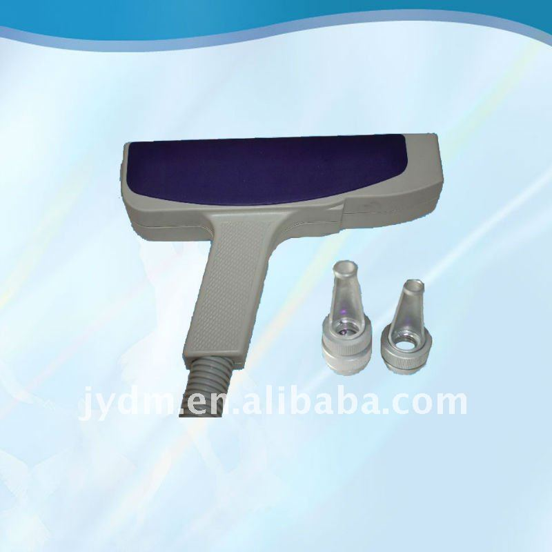 laser treatment handpiece,laser handle for tatoo removal