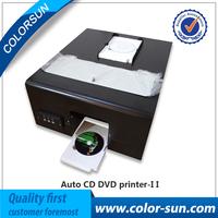 Mini Table Top Economic CD DVD Inkjet Printer With High Printing Quality