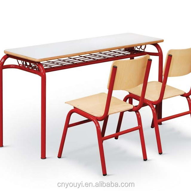 buy cheap china wood metal school desk with chairs products find