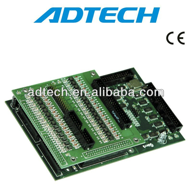 High-performance PCI motion control card ADT-836