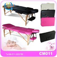 Hydraulic Facial Massage Table Tattoo Salon Chair/Massage Bed wooden massage table for sale