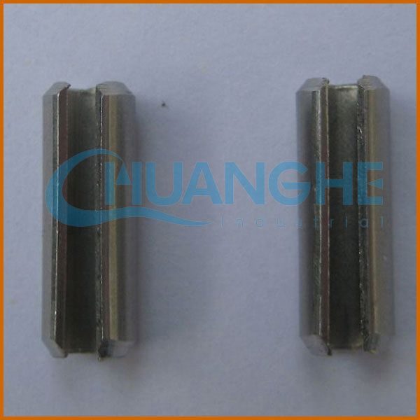 China fastener flat cotter pin spring ring and chain