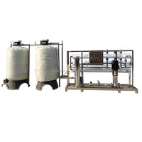 Convert river water /salt water to drinkable water reverse osmosis system supplier in China Mobile