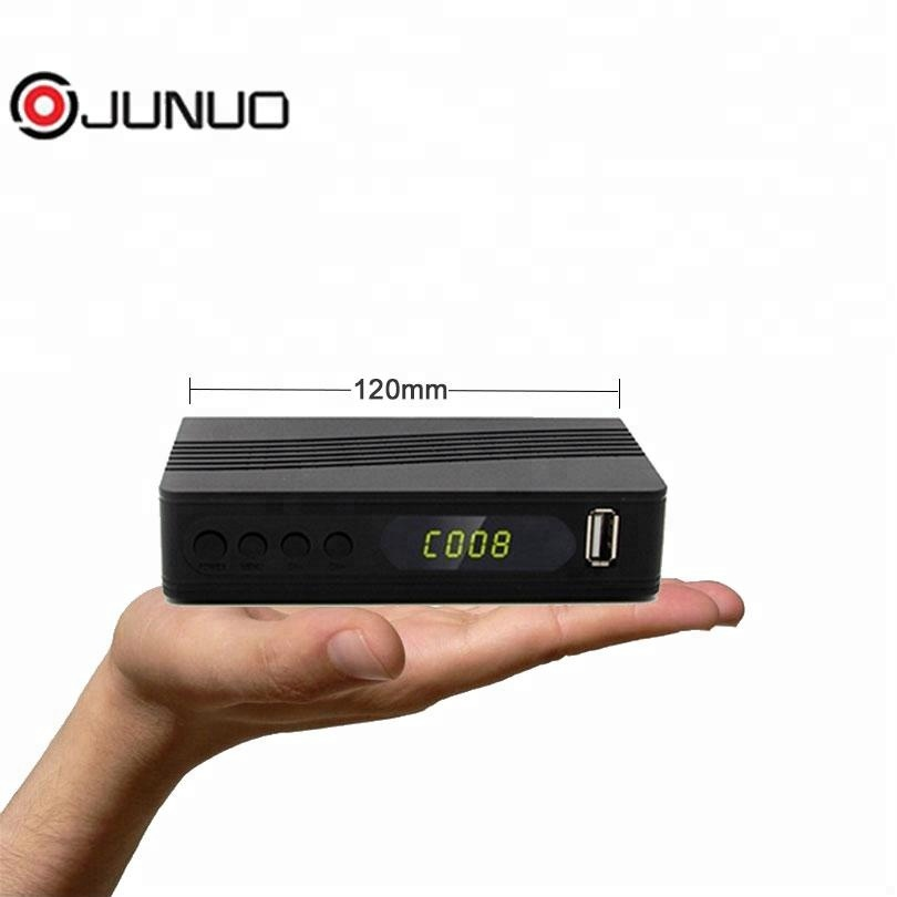 Cheapest mini plastic dvb t2 tv converter