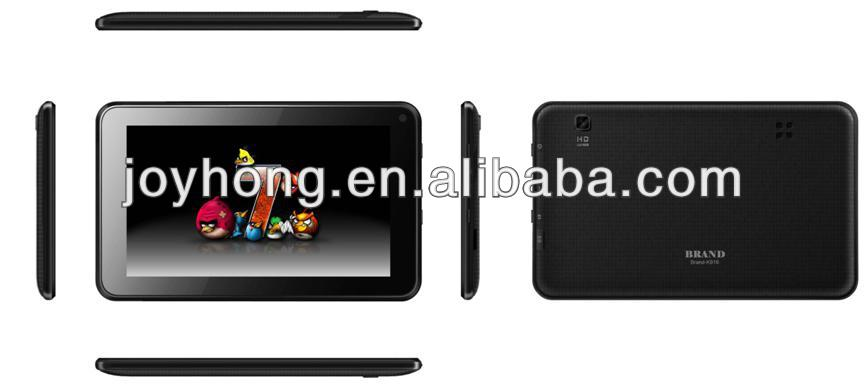 Cheapest Allwinner A13 9 inch tablet pc in China pc laptop