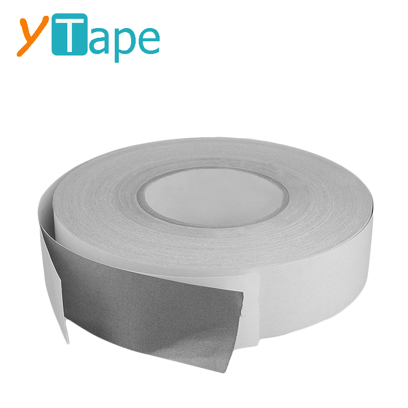 Conductive Polyester Mesh Fabric Double Sided Adhesive Tape