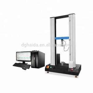 Ultimate Universal Tensile Analysis Instrument with Astm A370 Tensile Test