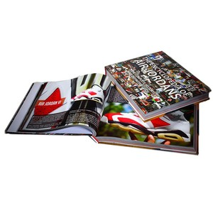 Luxury exquisite cheap color photo book printing