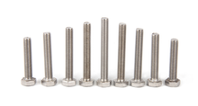 Specialty bolts metric stainless steel fasteners carriage