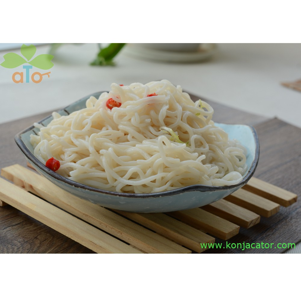 Chinese Instant Noodles Konjac Food Supplier Non Fried Dry Konjac ...