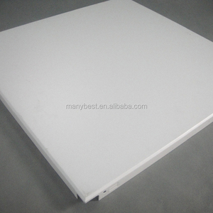 600*600 Aluminum Building Material Pin Hole Ceiling Board