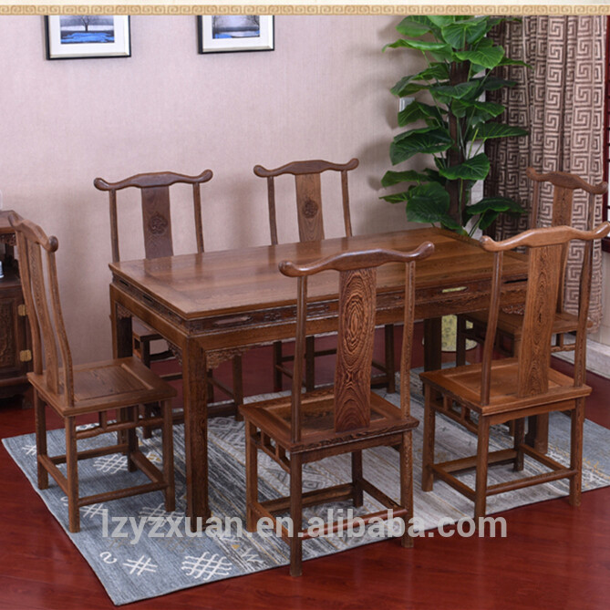 Heavy-duty Dining Table And Chairs, Heavy-duty Dining Table And ...