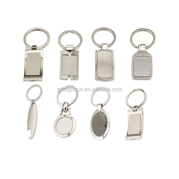 Affordable Premium Gifts Blank Keychains Flat Keyring Make Your Own Logo Metal Engraved Keyrings for Different Countries