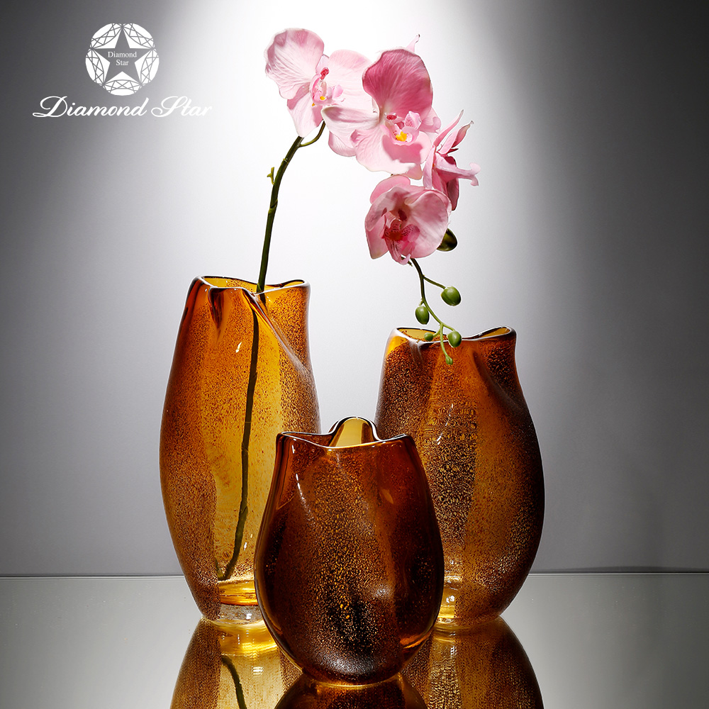 Amber glass flower vase amber glass flower vase suppliers and amber glass flower vase amber glass flower vase suppliers and manufacturers at alibaba floridaeventfo Image collections