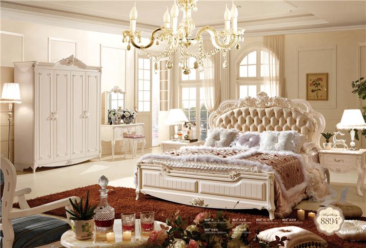 French Style Bedroom Set: Compra Muebles De Lujo Francés Online Al Por Mayor De