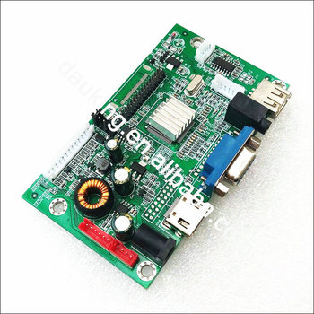Tft Lcd Controller Board With High Resolution Notebook Screen 1920 X  1080,Hdmi Lcd Controller Board For Digital Tv / Analog Tv - Buy Tft Lcd  Lvds