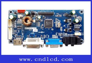 Universal Full Hd Lcd Monitor Main Board With Dcp Key,Fps Rts - Buy  Universal Lcd Main Board,Universal Lcd Board,Hdcp Key Fps Rts Product on