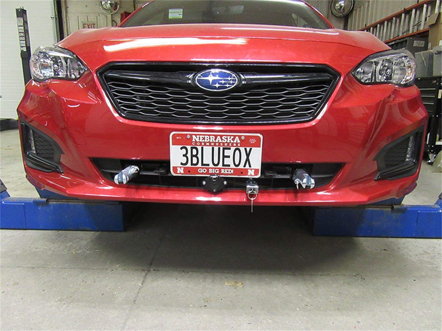 Removable Attachment Tabs Install Time 3 hrs Blue Ox BX3797 Tow Bar Base Plate Incl Tow Bar Base Plate