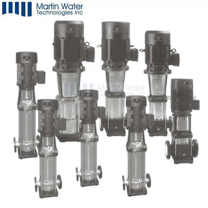 CNP Electric Vertical Centrifugal Pumps