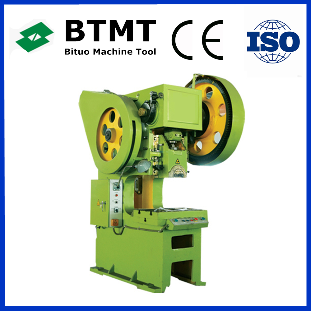 Brand BTMT J23 Series j23 series open type inclinable press with great price