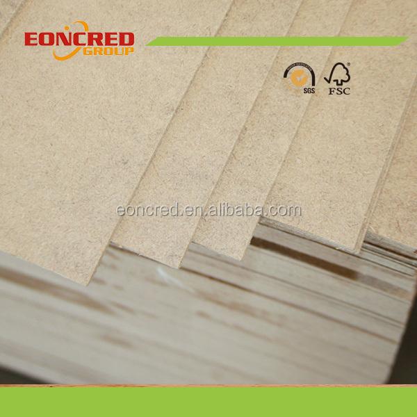 High Density Board MDF Sheet Price, MDF Stair Tread