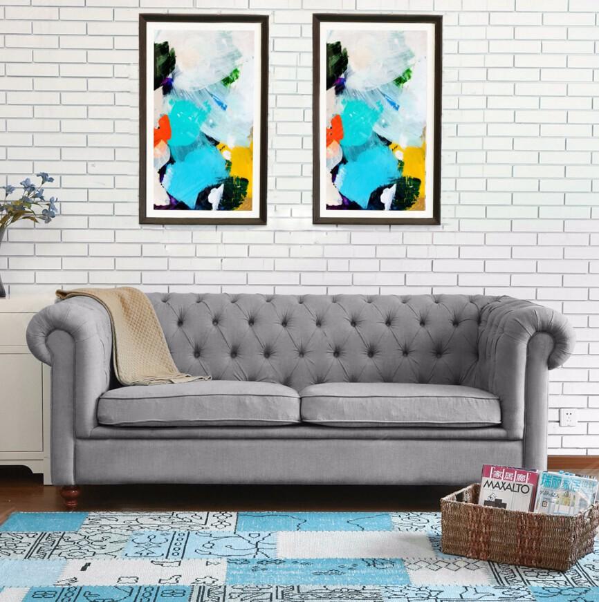 Venta al por mayor estilo provincial franc s muebles sof for Sofa estilo frances