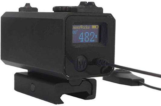 Digitale laser entfernungsmesser jagd oem mini laser