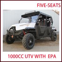 1000CC 4 SEATS RACING BUGGY UTV/Cheap 1000cc utv 4x4 utility vehicle for sale