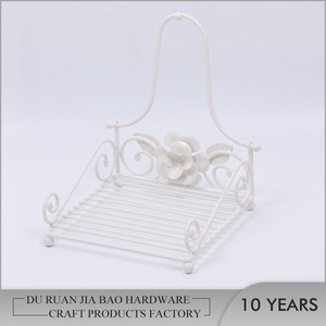 New design Tissue box restaurant napkin holder / dispenser
