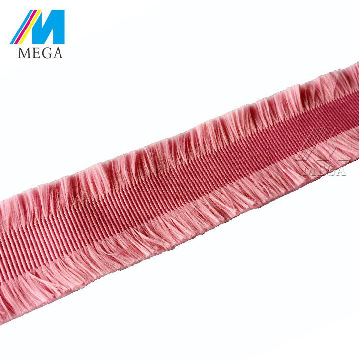 wide full 25m roll taffeta satin Dark Purple fabric ribbon 40mm 1.5 inch
