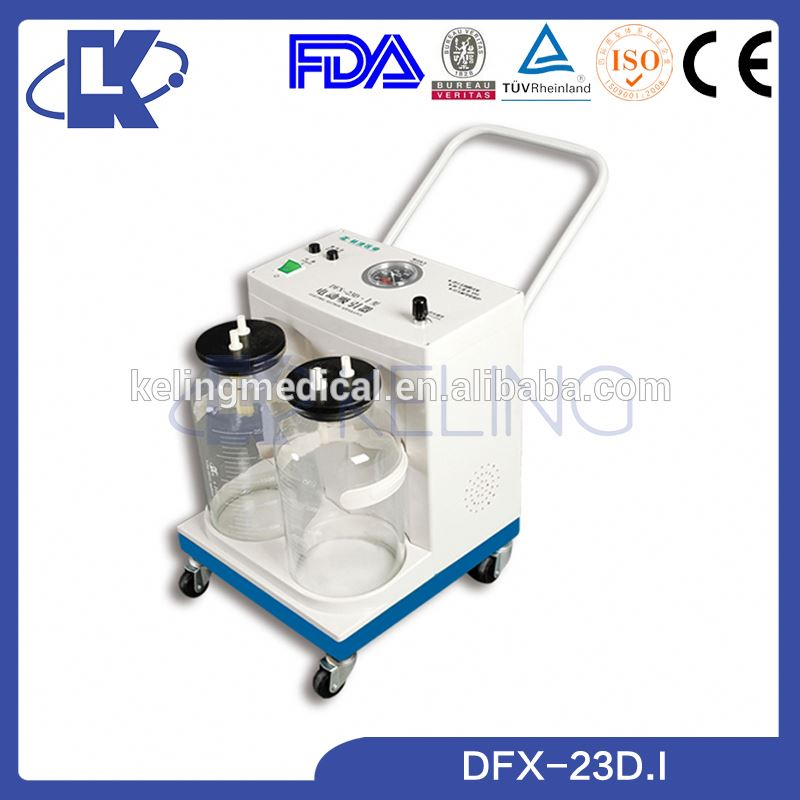 Famous brand latest technology infant sputum vacuum suction devices with CE