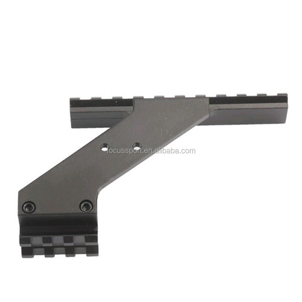 For Glock Weaver Picatinny Top /& Bottom Rail Scope Mount Red Dot Laser Sight