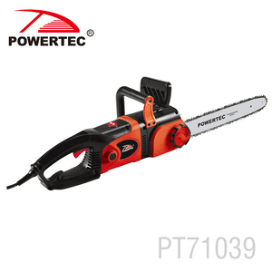 "POWERTEC CE GS EMC 2200W 16"" electric chain saw with LED"