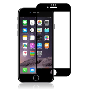 HOT SELLING Factory price mobile phone full coverage Universal tempered glass screen protector for IPhone 6/7/8 plus