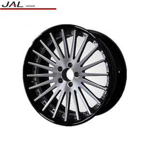 19*9.0 Forged Wheel Car Alloy Wheels 14 Inch White Car Wheel Rims