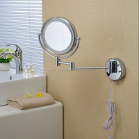 M-37 led cosmetic mirror with light