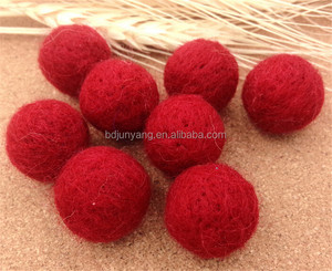 felt christmas hanging balls felt ball ottoman decorating christmas big balls