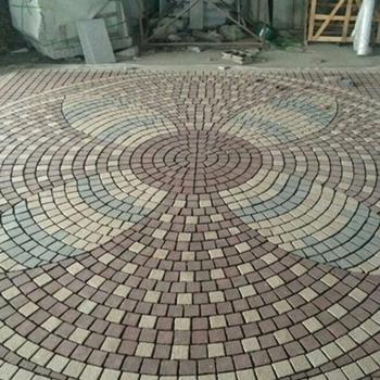 Diy Outdoor Garden Paving Floor Tiles