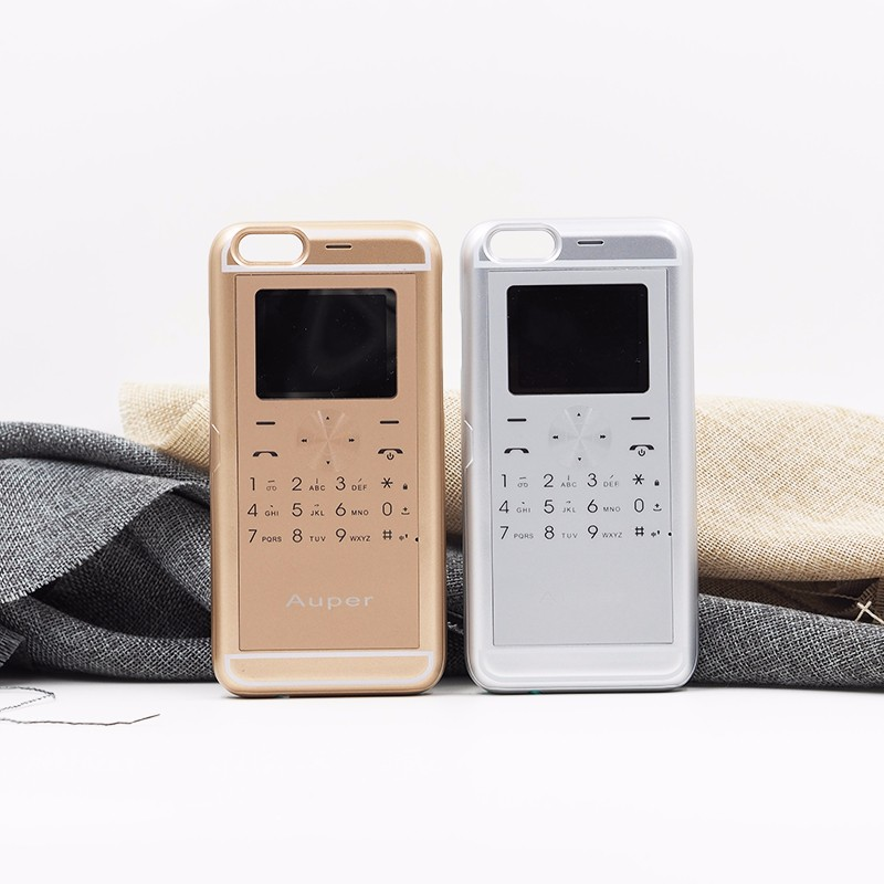 Golden supplier smartphone dual sim card case with wholesale price
