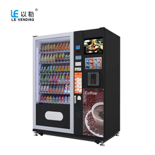 Combo vending machine made in china LE209A