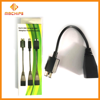 AC Adaptor Transfer Cable For Xbox 360 Slim with best quality and cheapest price in China