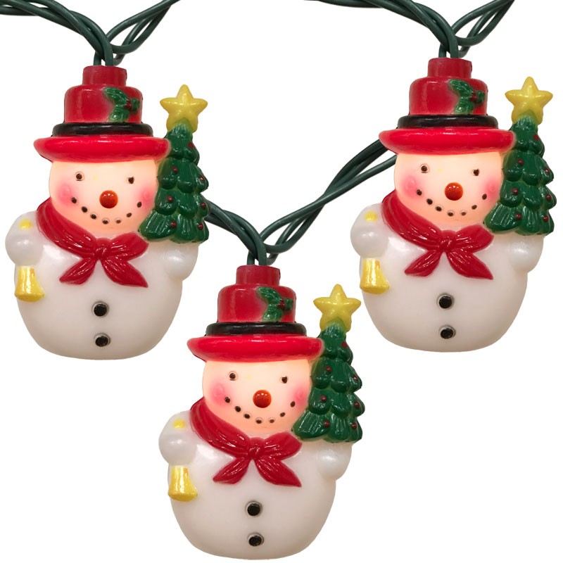 Snowman string lights wholesale string lights suppliers alibaba aloadofball Gallery