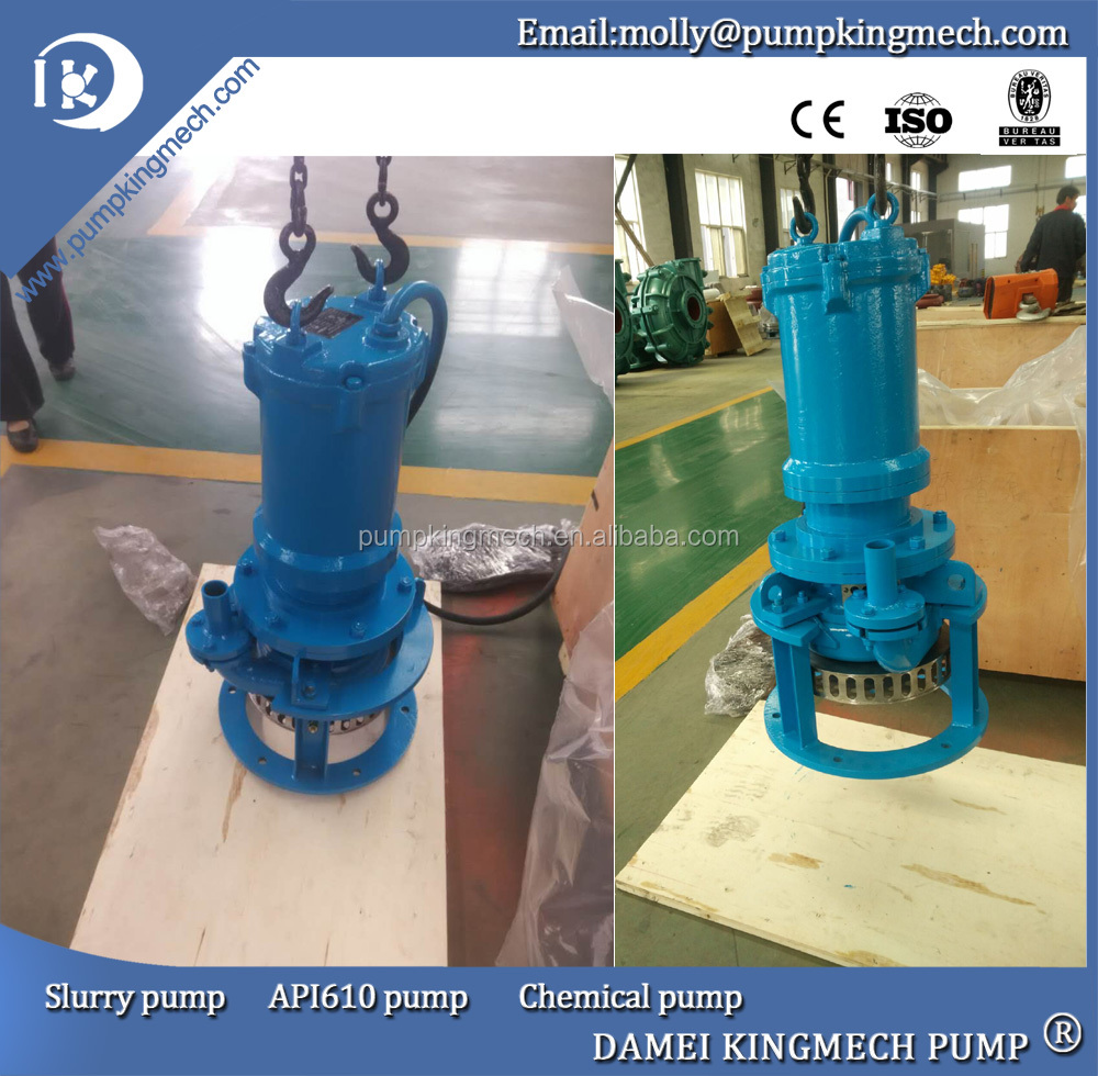 COAL SUBMERSIBLE SWAGE PUMP
